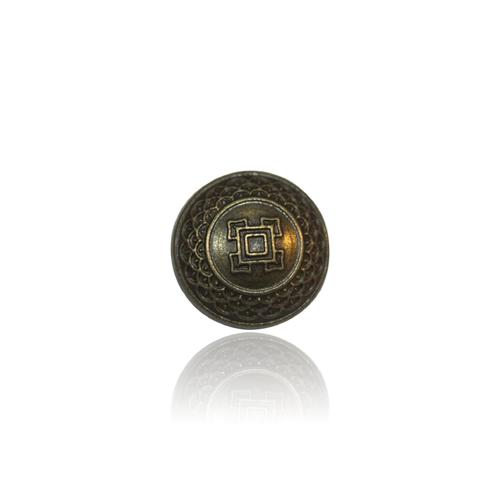 Antique Metal Button