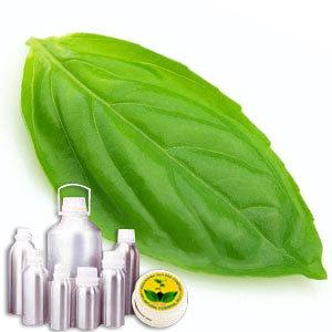 Basil Oil Certified Organic