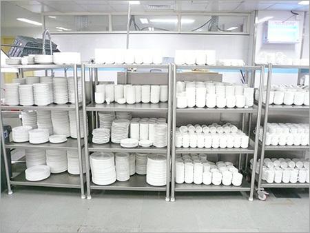 Canteen Storage Racks