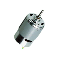 RS-750 & RS-755 Series Micro DC Motor