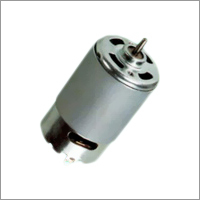 RS550 & RS555 Series Micro DC Motor