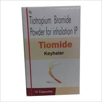 Tiotropium Bromide Powder for Inhalation