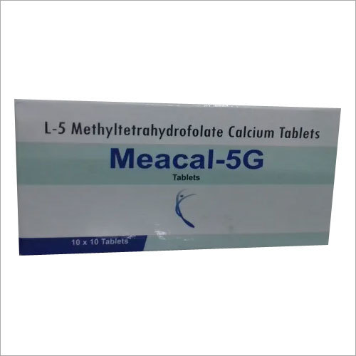 L-5 Methyltetrahydrofolate Calcium Tablet