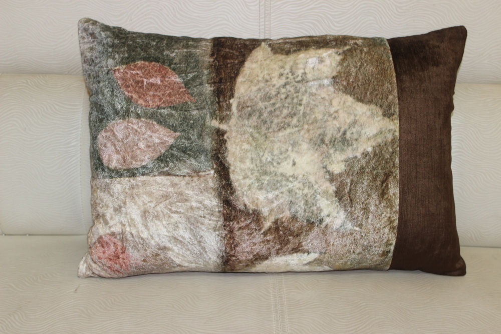 Designer Velvet Cushion Cover