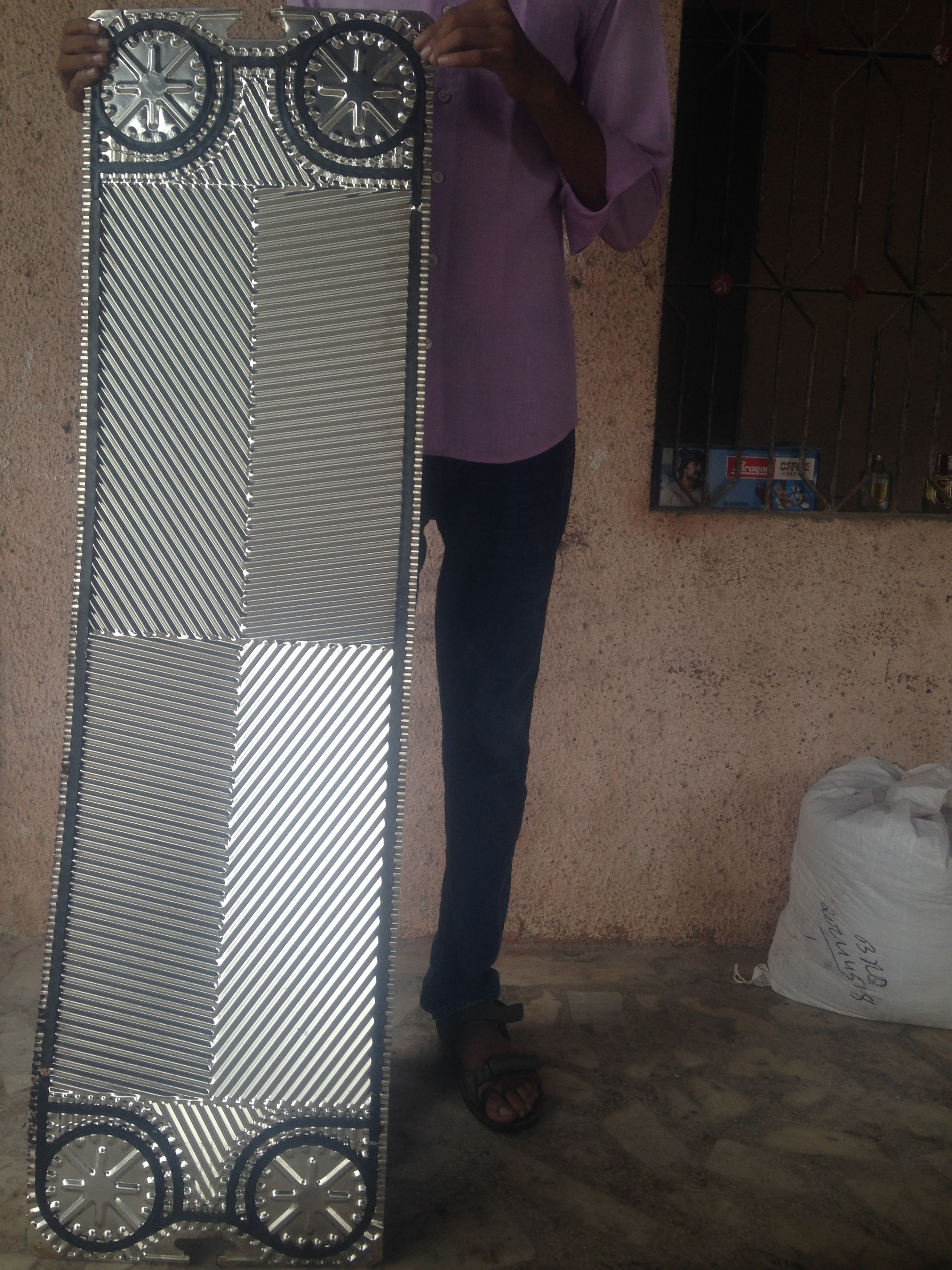 Plate Heat Exchanger Cleaning