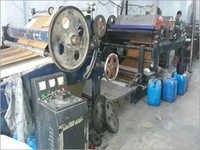 Two Color Reel To Sheet Flexographic Printing