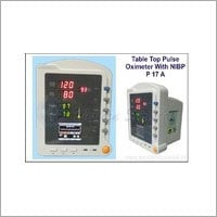Table Top Pulse Oximeter With NIBP