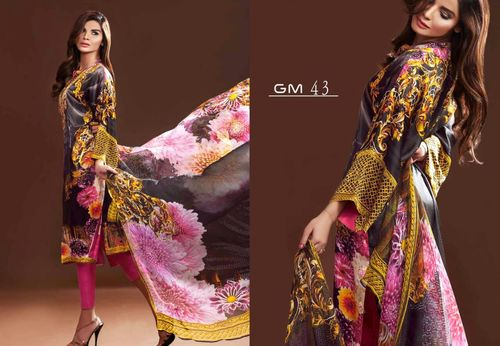 Fancy Designer Pakistani Salwar Kameez Suit