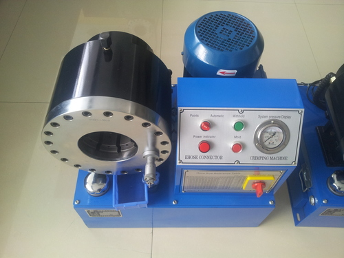 Hose Power Pack Crimping Machine
