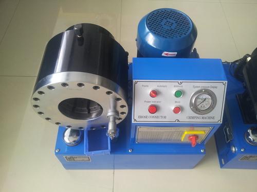 Hose Power Pack Crimping Machine