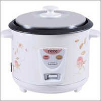 Cylindrical Rice Cooker