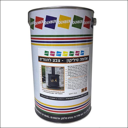 Aluma Silicon 540 C High Temperature Paint
