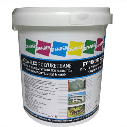 Water Based Polyurethane Paints