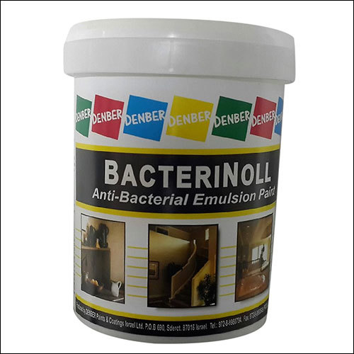 Anti Bacterial Emulsion Paint