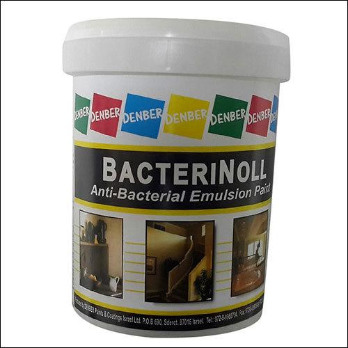 Anti Bacterial Emulsion Paint
