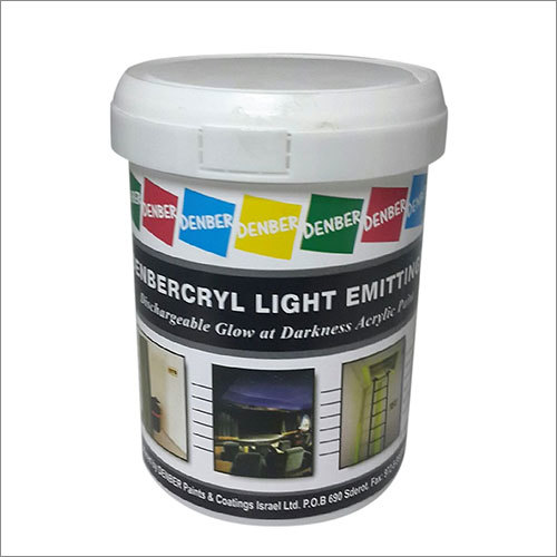 Denbercryl Light Emitting Paint