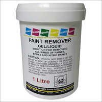 Water Based Paint Remover