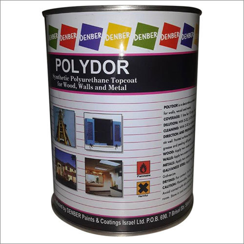 Polyurethane Topcoat Paint