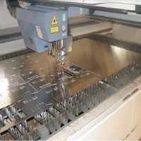 Sheet Metal Cutting Services