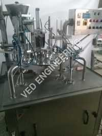 Automatic Cone Filling Machine