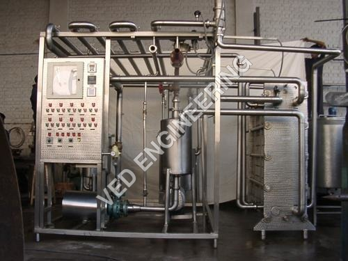 Curd Pasteurizer