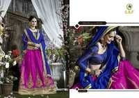 Stylish Designer Party Wear Fancy Lehenga