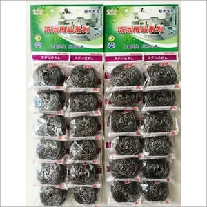 Stainless Steel Scouring Pads