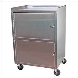 Covered Trolley 2 Tier