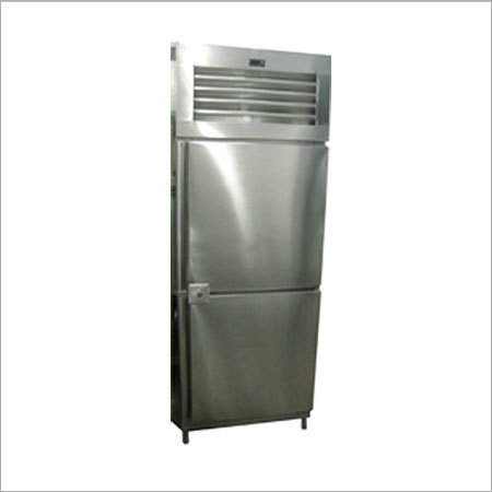 Fabricted Two Door Refrigerator