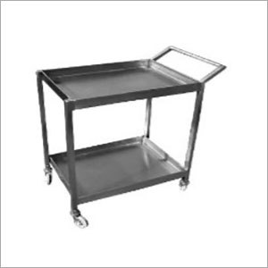 Open Trolley 2 Tier