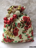 Latest Floral Print Potli Bags With Stylish Dori