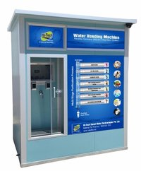 500 lph Water vending machine