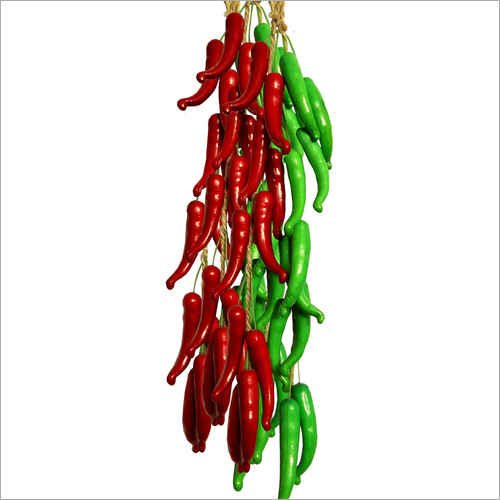 Artificial Chilly Hanging