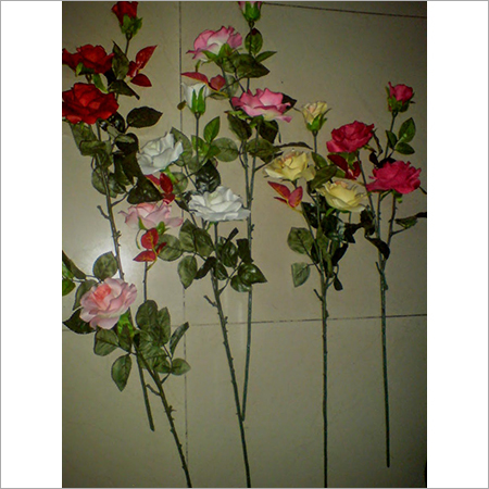 3x1 Artificial Rose Flower