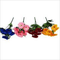 Artificial Gerbra Flower Bunch