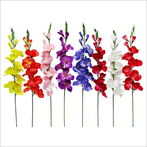 Artificial Gladiolus Flower Stem