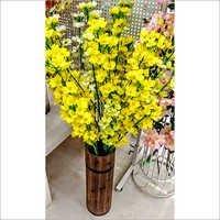 Artificial Mustard Flower Stick