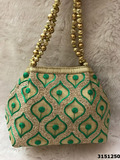 Designer Hand Embroidered Potli Bag