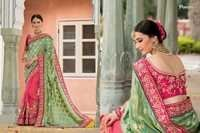 Traditional Style Designer Saree