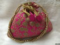 Latest Ethnic Hand Embroidery Potli Bag