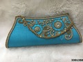 Designer Exclusive Stone Work Evening Clutch Bags