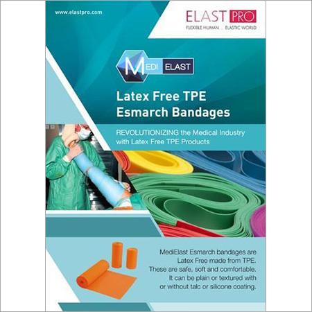 Latex Free TPE Esmarch Bandages
