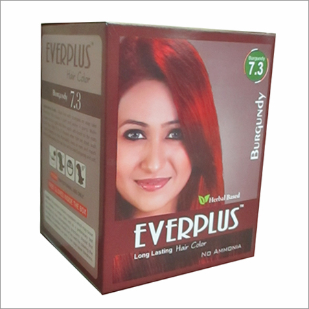 Ammonia Free Hair Color
