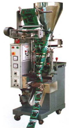 Automatic Pouch Packing & Filling Machine