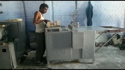 Detergent Cake Cutting Machine
