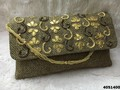 Fancy Zari Work And Gotta Patti Evening Clutch Bag