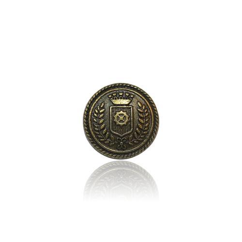 Copper Metal Button