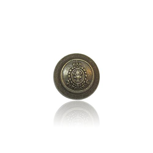 Antique Circular Button