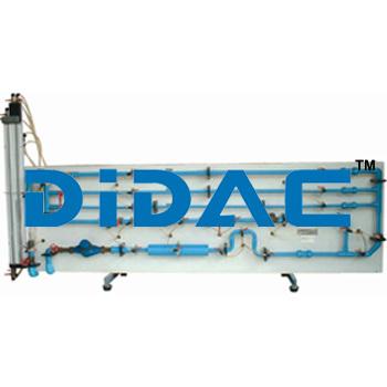 Hydraulic Applied Studies Apparatus