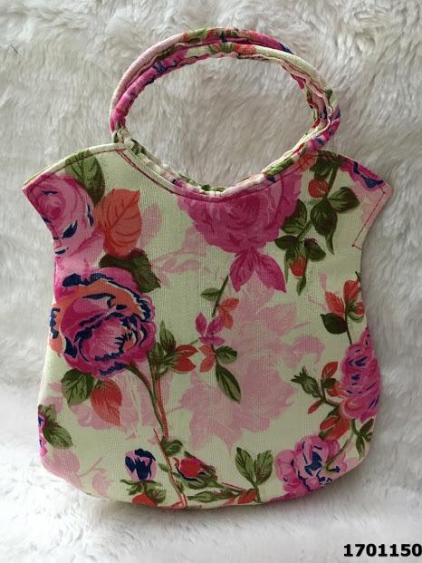 Latest Floral Print Handbag For Casual Use